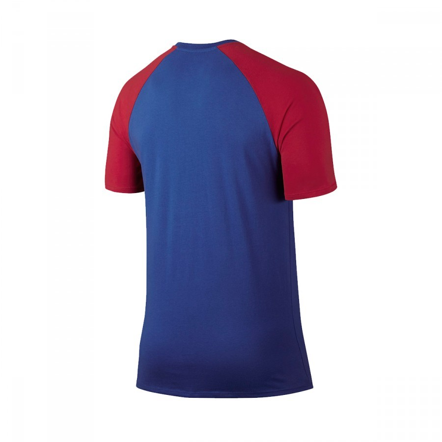 b7884a55d Jersey Nike FC Barcelona Match Tee 2016-2017 Game royal-Prime red ...