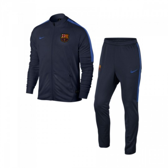 Chándal  Nike FC Barcelona 2016-2017 Obsidian-Game royal