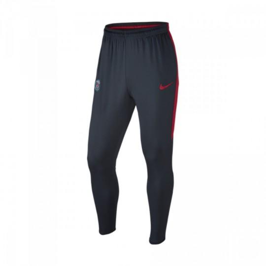 Pantalón largo  Nike Paris-Saint Germain Pant Dark obsidian-University red