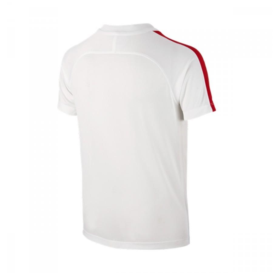 ff3e604a976 Jersey Nike Paris Saint-Germain Training Top 2016-2017 White-University red  - Football store Fútbol Emotion