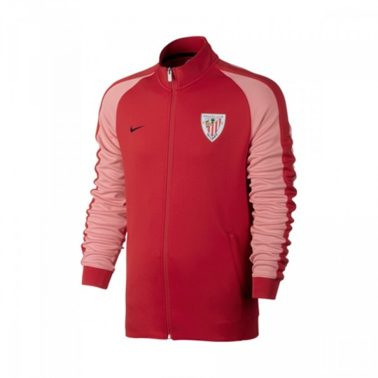 Chaqueta  Nike AC Bilbao Authentic N98 2016-2017 University red-Black