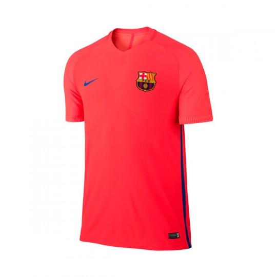 Camiseta  Nike Aeroswift FC Barcelona Strike 2016-2017 Bright crimson-Game royal
