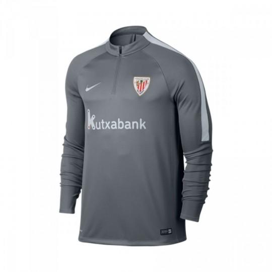 Camiseta  Nike AC Bilbao Dril 2016-2017 Cool grey-Pure platinium