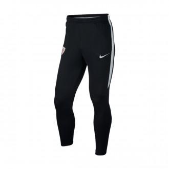 Pantalón largo  Nike AC Bilbao 2016-2017 Black-Pure platinium