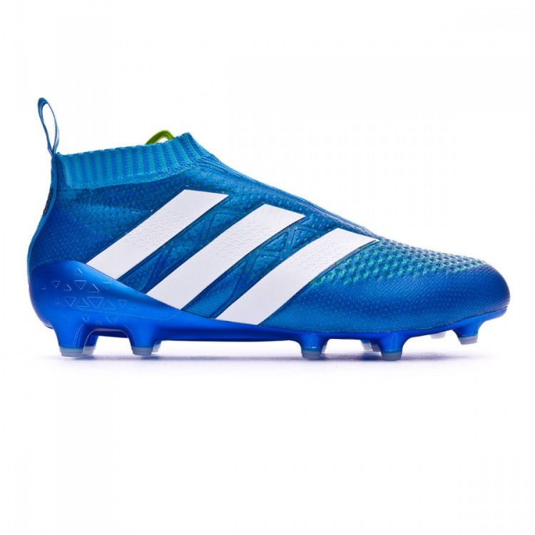Antología Complacer Ejército  Football Boots adidas Ace 16+ Purecontrol FG/AG Blue - Football store  Fútbol Emotion