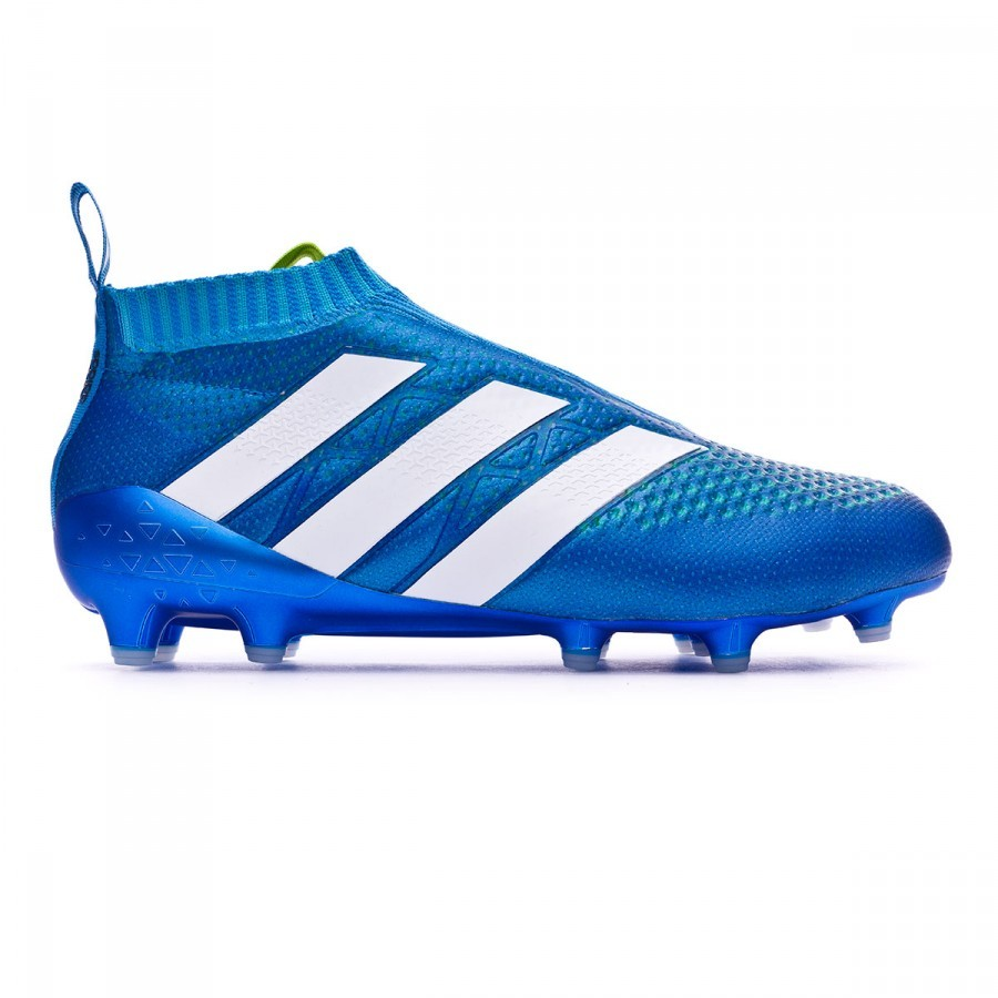 Football Boots adidas Ace 16+ Purecontrol FGAG Blue