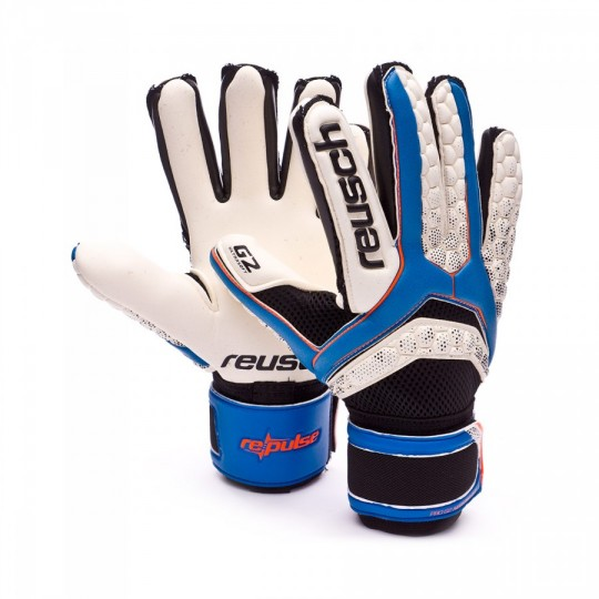 Guante  Reusch Re:pulse Pro G2 Negative Cut Electric Blue