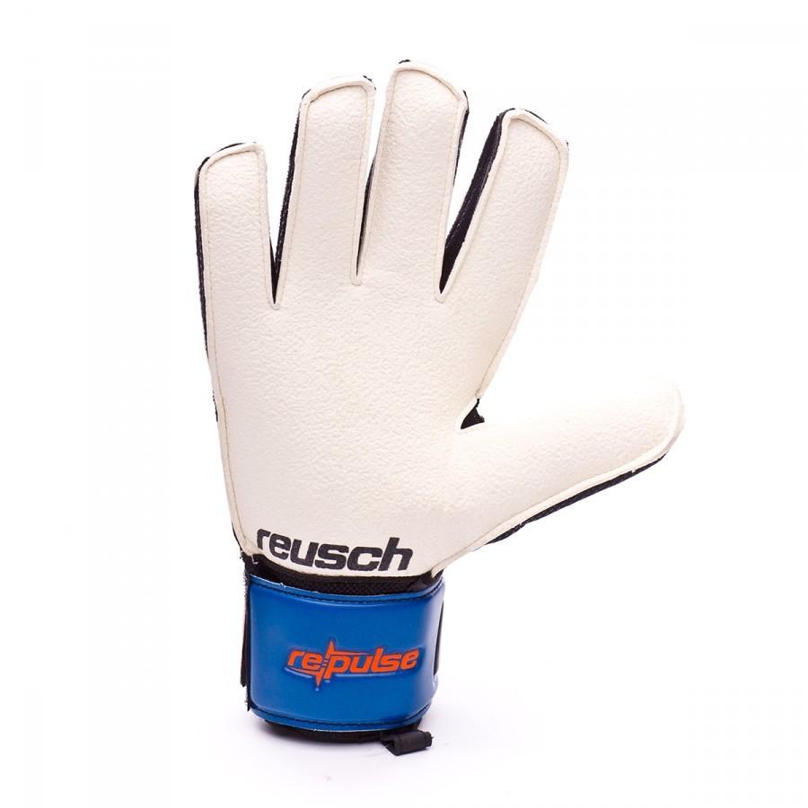 7a479333e7091 Guante de portero Reusch Re Pulse RG Electric Blue - Tienda de fútbol  Fútbol Emotion