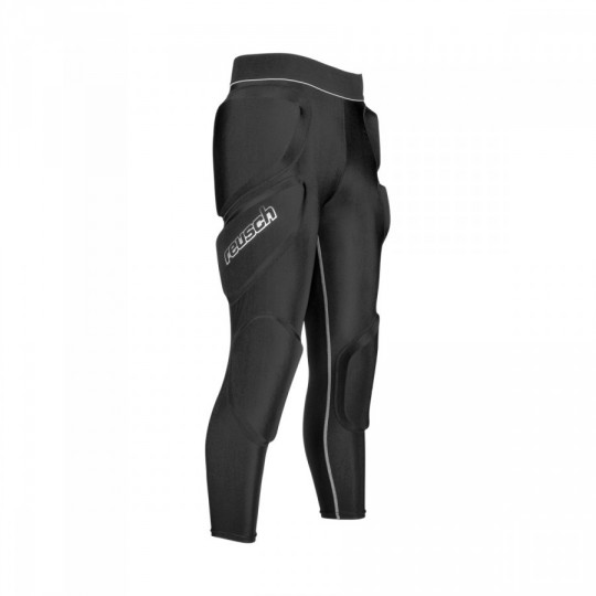 Leggings  Reusch CS Pant Padded Preto