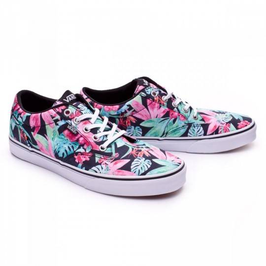 Zapatilla  Vans Winston Mujer Tropical Floral