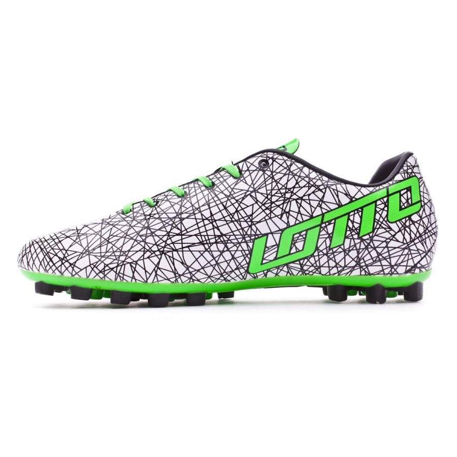 066bd3a55013ad Football Boots Lotto Zhero Gravity VII 700 AG White-Mint - Football store  Fútbol Emotion