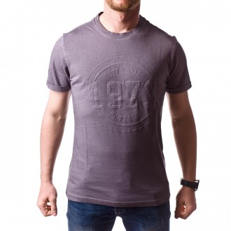 Camiseta  Lotto Dalton II Grey Beetle