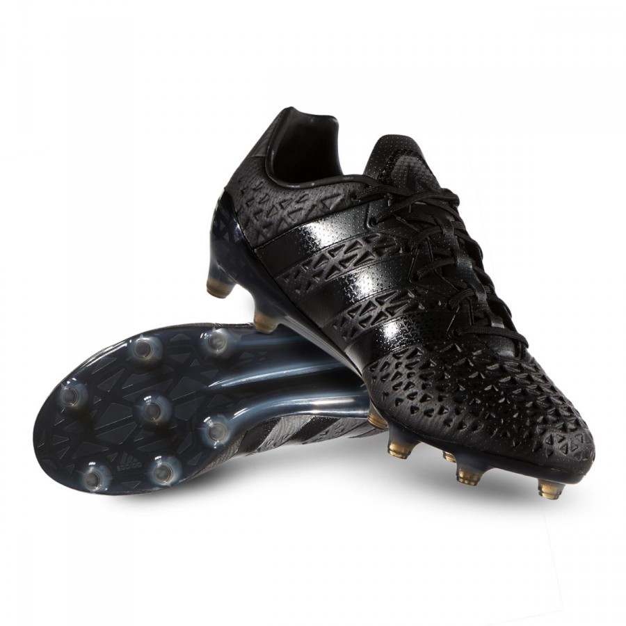 best authentic 2058a a335b where to buy adidas ace 16.1 all black 2e66a c90c8