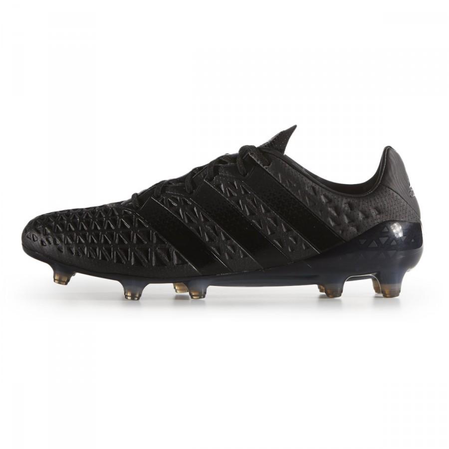 eb32392eb Football Boots adidas Ace 16.1 FG AG Fluid Pack Black - Football store  Fútbol Emotion