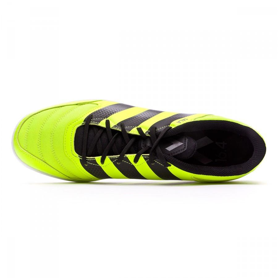 quality design 4f2df 53a62 Scarpe adidas Ace 16.4 ST Solar yellow-Black-Iron metallic - Negozio di  calcio Fútbol Emotion