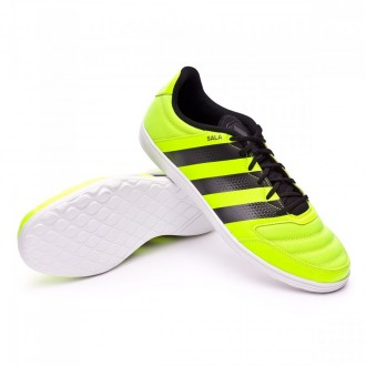 Zapatilla de fútbol sala  adidas jr Ace 16.4 ST Solar yellow-Black-Iron metallic