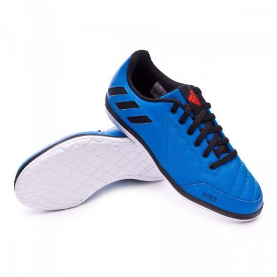 Zapatilla de fútbol sala  adidas jr Messi 16.4 ST Shock blue-Black-Solar red