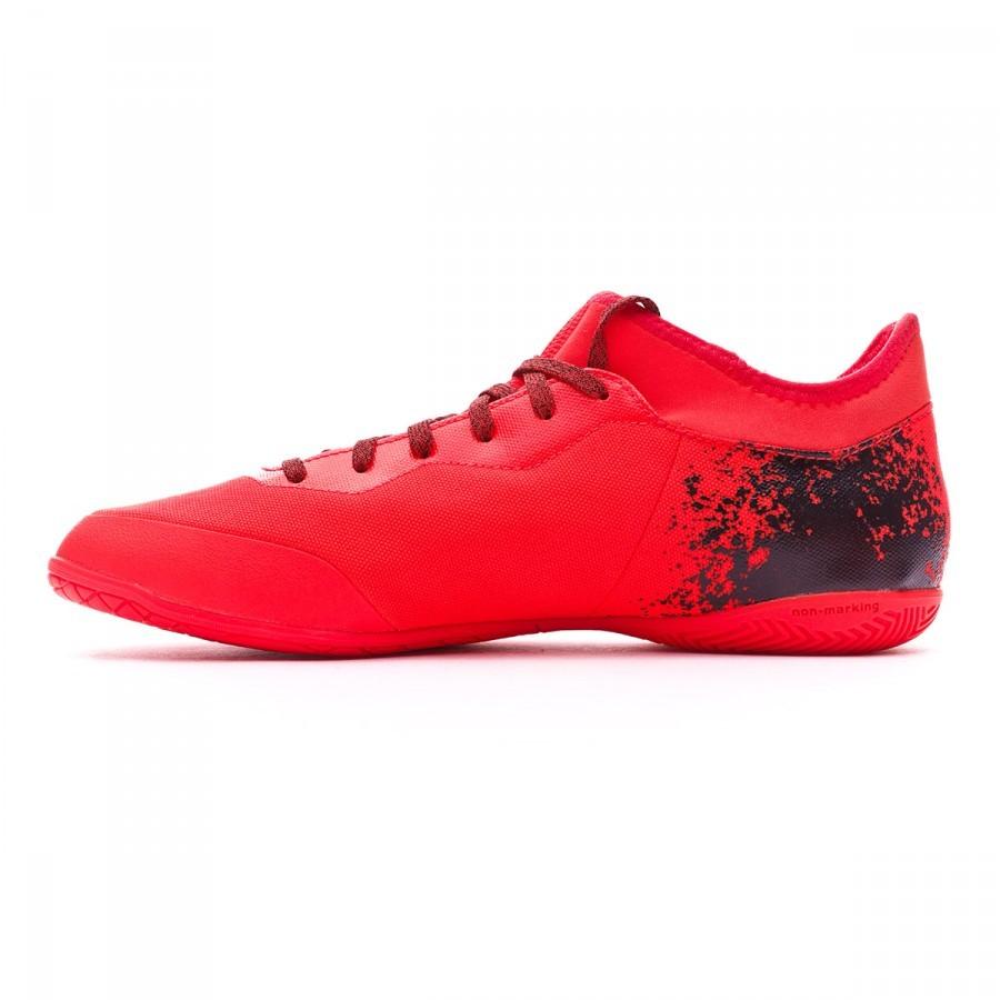 e7e8300e0 Futsal Boot adidas X 16.3 CT Solar red-Black - Football store Fútbol Emotion