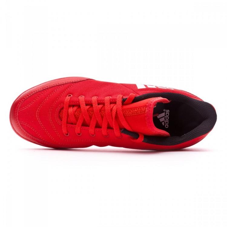 e49c699e4d87 Futsal Boot adidas Jr X 16.4 ST Red-White-Power red - Football store ...