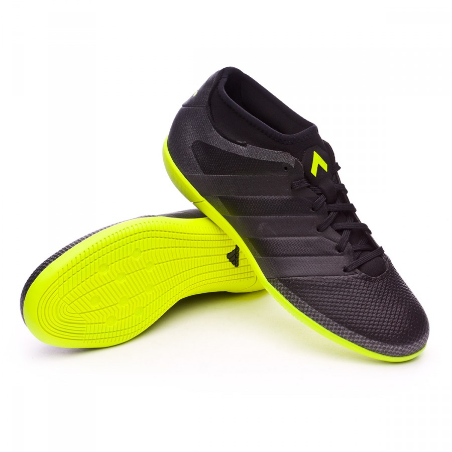 22e928778 Futsal Boot adidas Ace 16.3 Primemesh IN Black - Football store ...