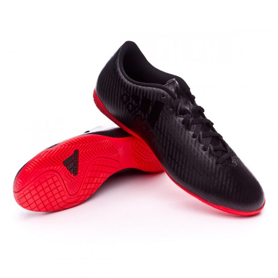 Sapatilha de Futsal  adidas X 16.4 IN Black