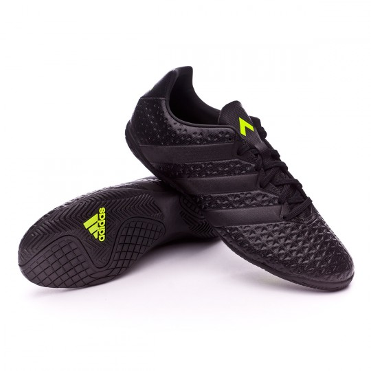 Sapatilha de Futsal  adidas Ace 16.4 IN Black