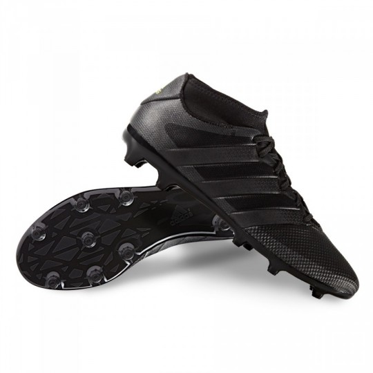 Chuteira  adidas Ace 16.3 Primemesh FG/AG Core Black