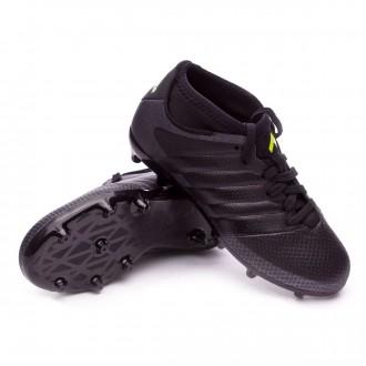 Bota  adidas Ace 16.3 Primemesh FG/AG Niño Core Black