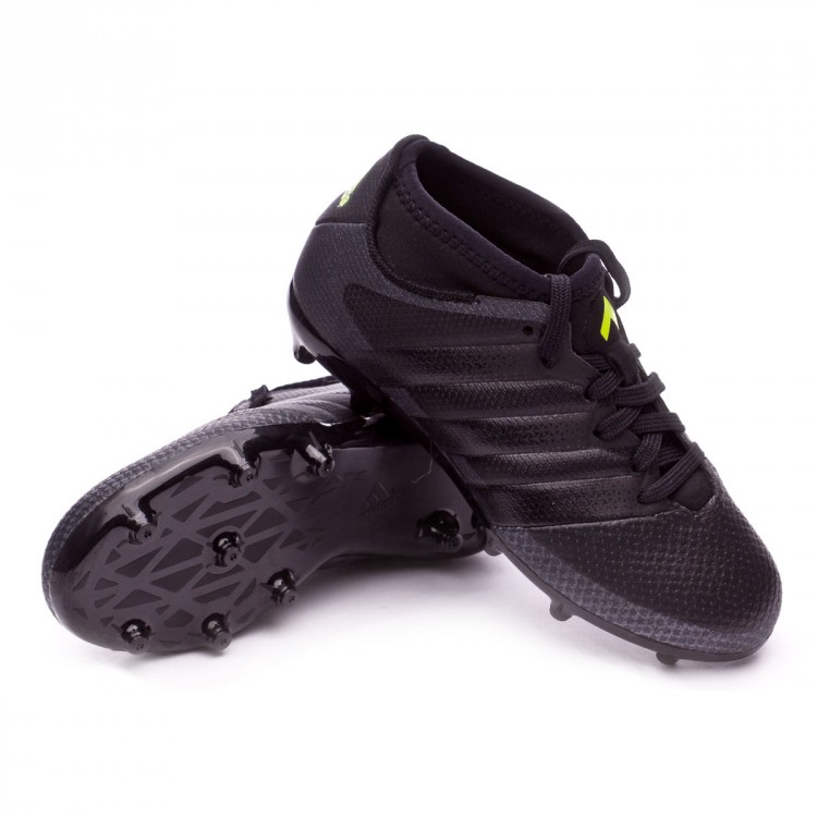 new product 7416c 5468c bota-adidas-jr-ace-16.3-primemesh-fgag-core-
