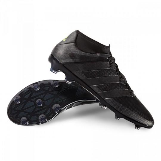 Chuteira  adidas Ace 16.2 Primemesh FG/AG Core Black