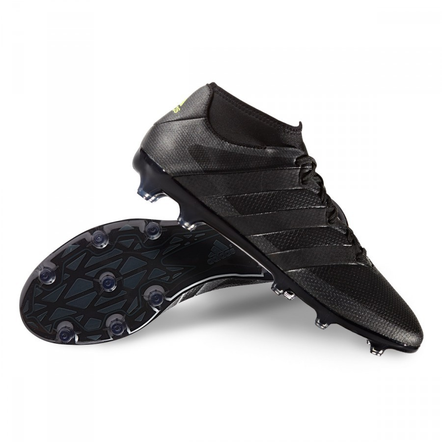 Boot adidas Ace 16.2 Primemesh FG AG Core Black - Football store ... 5276fe0e23