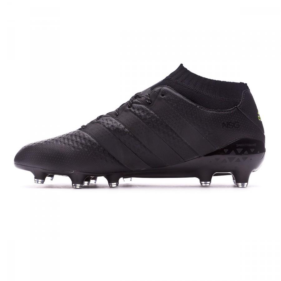 caa7d159f Football Boots adidas Ace 16.1 Primeknit FG AG Core Black - Tienda de  fútbol Fútbol Emotion
