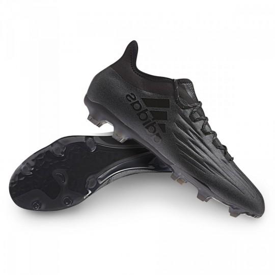 Chuteira  adidas X 16.2 FG Core Black
