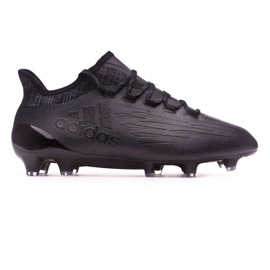 23971a1a5c9e Football Boots adidas X 16.1 FG/AG Core Black - Football store Fútbol  Emotion