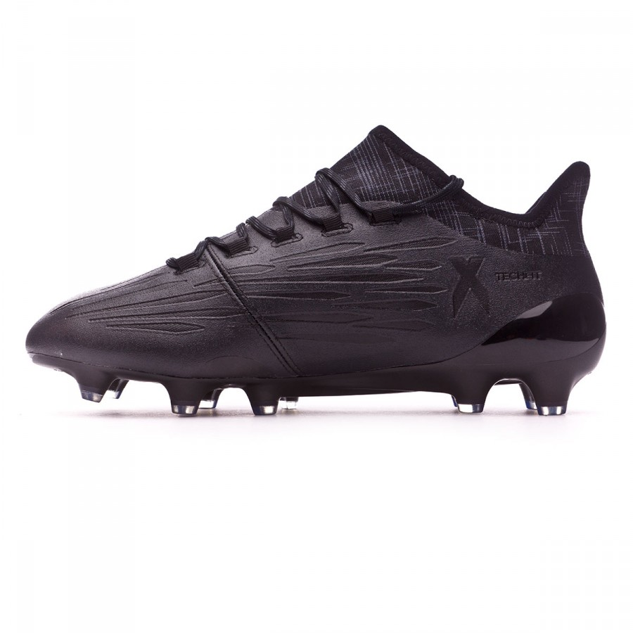 best website 4946c 2f01a Boot adidas X 16.1 FG AG Core Black - Soloporteros es ahora Fútbol Emotion