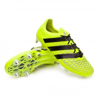 Bota  adidas Ace 16.1 SG/FG Solar yellow-Black-Silver metallic