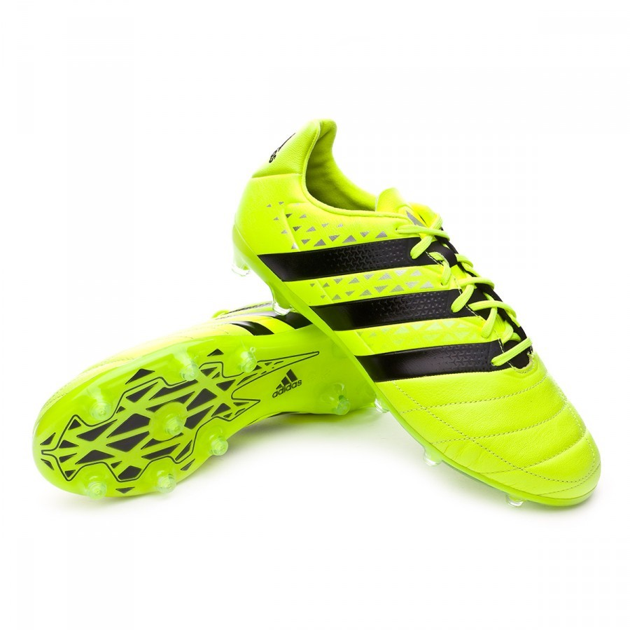 newest 6c4f9 8be74 shopping adidas ace 16.2 leather acae0 8314d