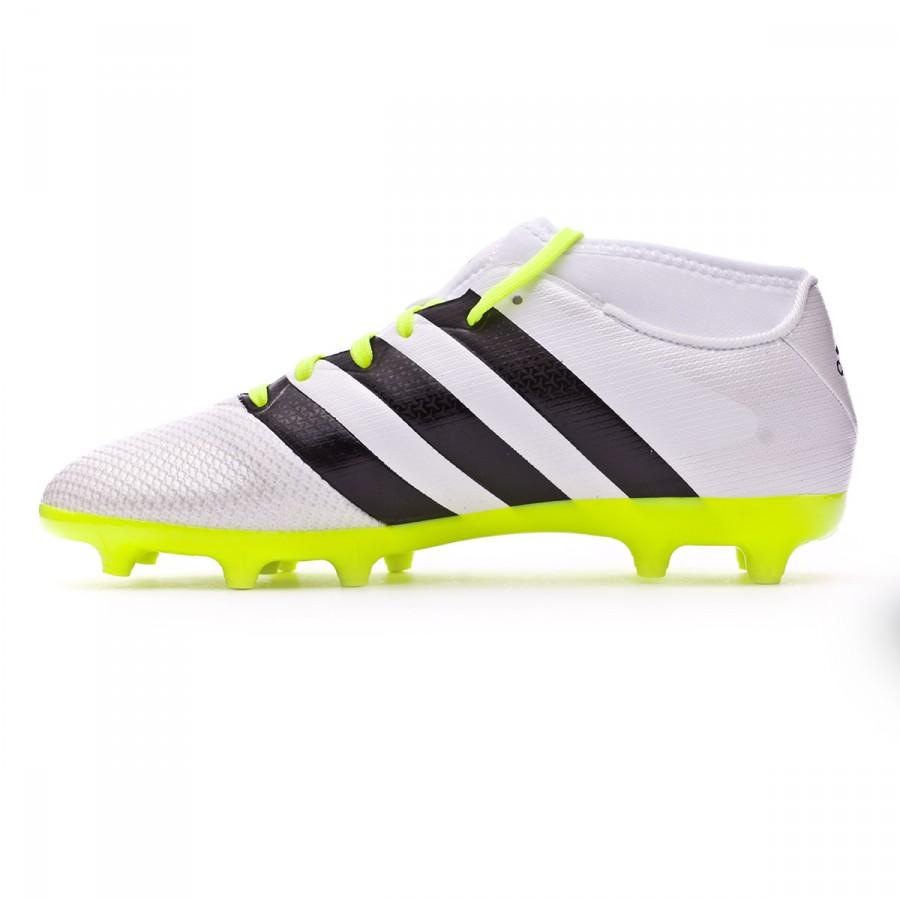 big sale 6af62 24b27 Boot adidas Ace 16.3 Primemesh FGAG Mujer Solar yellow-Black-Silver  metallic - Football store Fútbol Emotion