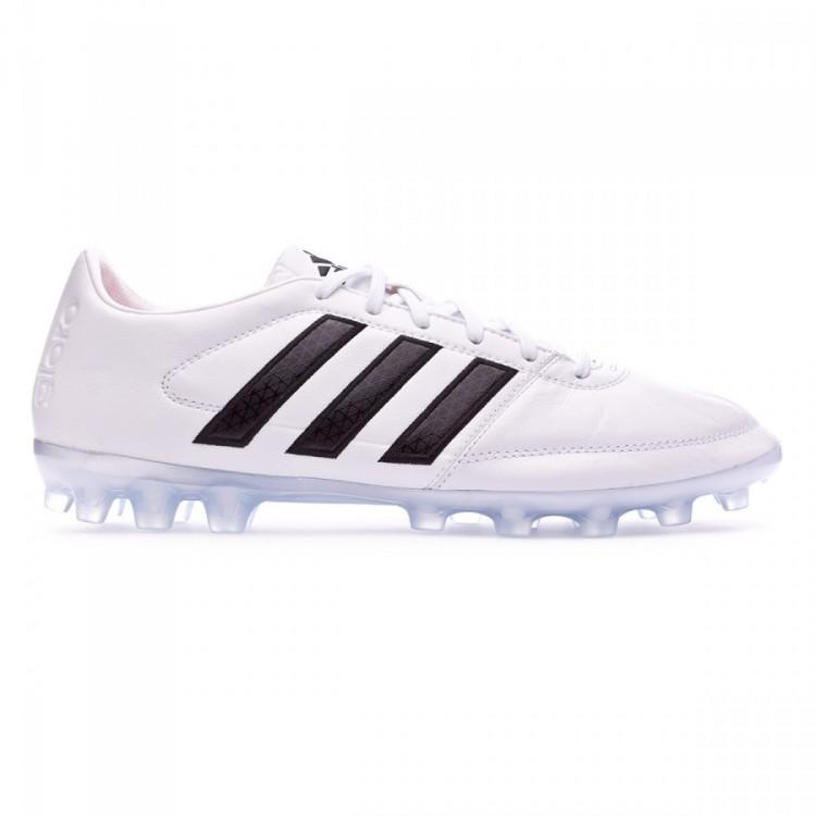 cheaper 910d1 a234c bota-adidas-gloro-16.1-ag-white-black-matte-