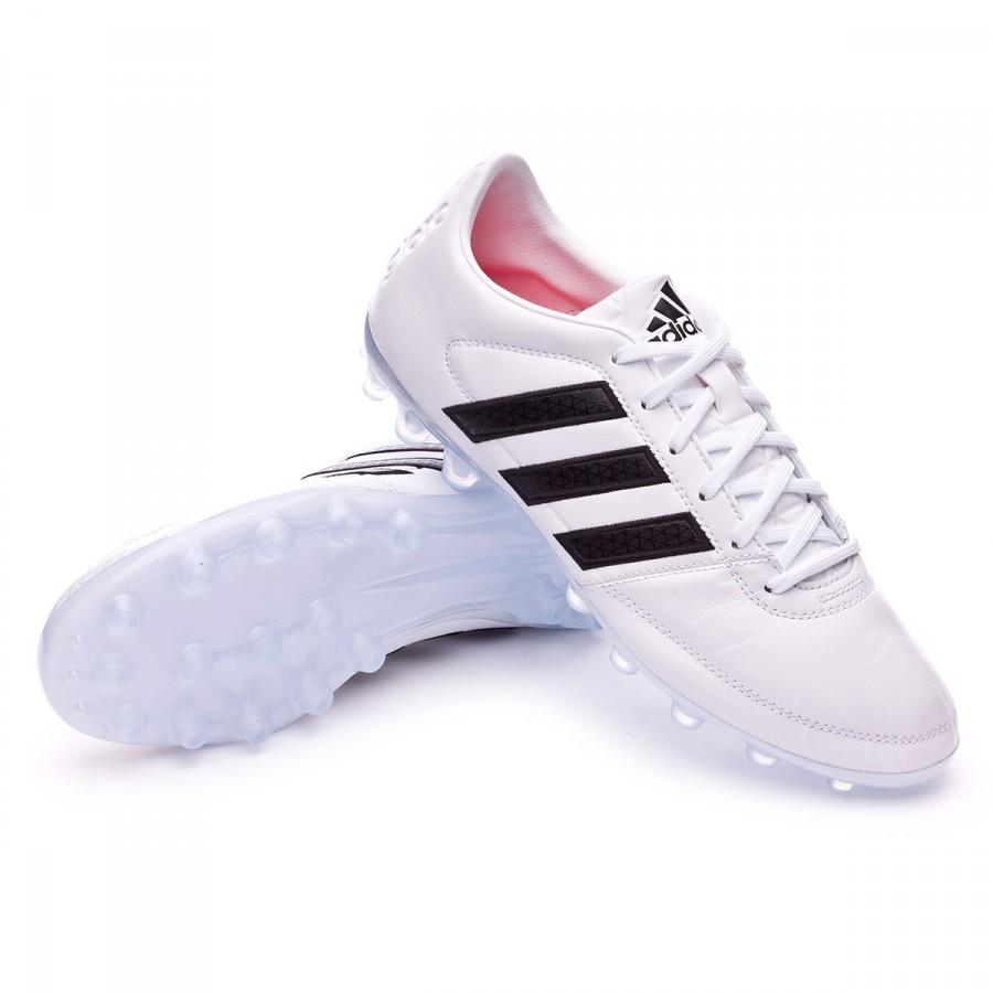 huge selection of 84dd4 8ab97 Bota Gloro 16.1 AG White-Black-Matte silver