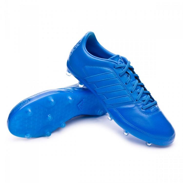 275f8d0a4a1b6 Bota de fútbol adidas Gloro 16.1 FG Shock blue - Soloporteros es ...