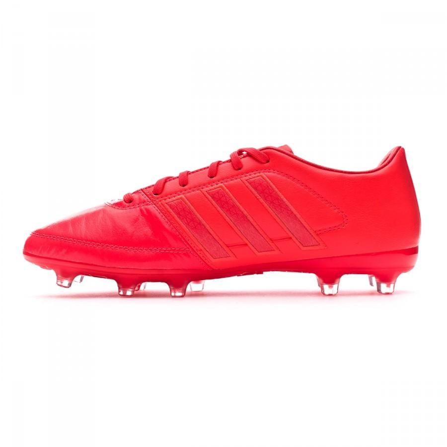 b0f265078fa7c Bota de fútbol adidas Gloro 16.1 FG Solar red - Tienda de fútbol Fútbol  Emotion