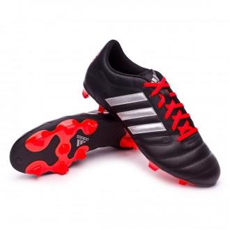 Chaussure  adidas Gloro 16.2 FG Black-Silver metallic-Solar red