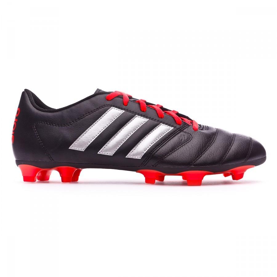 sale retailer de2b0 60a78 Boot adidas Gloro 16.2 FG Black-Silver metallic-Solar red - Soloporteros es  ahora Fútbol Emotion