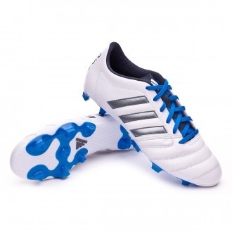 Chaussure  adidas Gloro 16.2 FG White-Night metallic-Utility blue