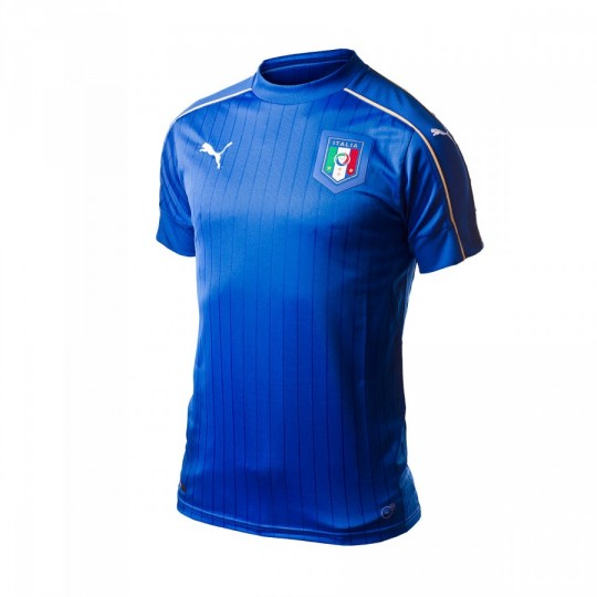Camiseta  Puma Italia Primera Equipación 2016-2017 Team Power