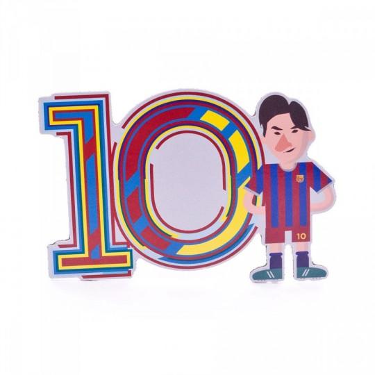 Imán  LoveFútbol Leo 10