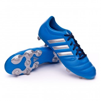 Chaussure  adidas Gloro 16.2 FG Shock blue-Silver metallic-Collegiate Navy