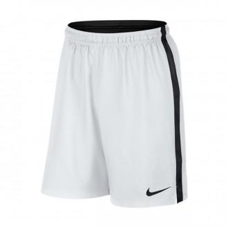 Pantalón corto  Nike Strike Woven White-Black-Black
