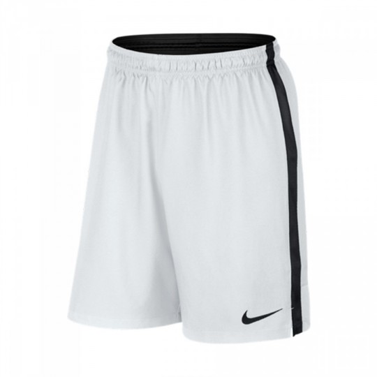 Calções  Nike Dry Strike Football White-Black-Black